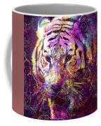 Tiger Surreal Painting Predator  Coffee Mug