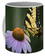 Tiger Swallowtail 2 Coffee Mug