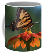 Tiger Swallowtail - 3 Coffee Mug