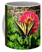 Tiger Swallowtail  Butterfly Coffee Mug