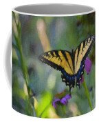 Tiger Swallowtail Painting Coffee Mug