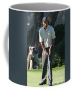 Tiger Woods P Coffee Mug