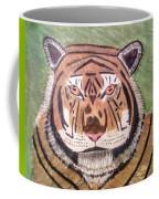 Tigerish Coffee Mug