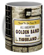 Tigerland Band Coffee Mug