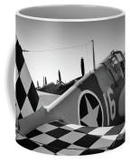 Tigers Row Coffee Mug