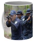 Tigres Commandos Conduct Bounding Coffee Mug