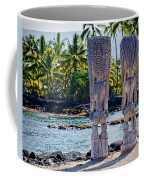 Tiki Butts Coffee Mug