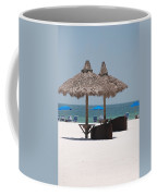 Tiki On The Gulf Coffee Mug