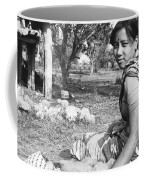 Tilak Devi 1985 Coffee Mug