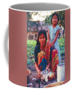 Tilak Devi 1995 Coffee Mug