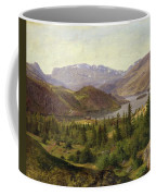 Tile Fjord Coffee Mug