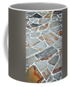 Tiles From Sandstone Quarried Stone Coffee Mug
