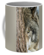 Timber Wolf Picture - Tw285 Coffee Mug