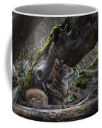 Timber Wolf Coffee Mug