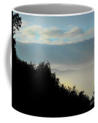 Timberholm Inn Morning View Stowe Vt Coffee Mug