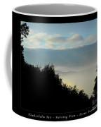 Timberholm Inn Morning View Stowe Vt Poster Coffee Mug