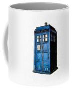 Time And Relative Dimension In Space Coffee Mug