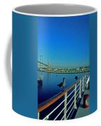 Time For A Cruise Coffee Mug