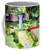 Time In A Garden Coffee Mug