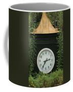 Time In The Garden Coffee Mug