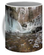 Time Is A Stream Coffee Mug by Lori Deiter