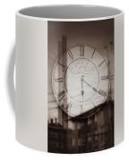 Time Is Infinite Coffee Mug