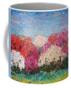 Time Of Rhododendron Coffee Mug