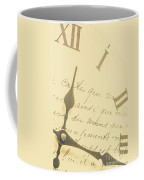 Time Signatures Coffee Mug