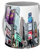 Time Square Coffee Mug