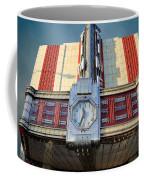 Time Theater Marquee 1938 Coffee Mug