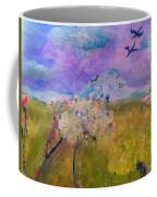 Time To  Feel The Breeze Coffee Mug