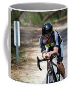 Time Trial 30 Coffee Mug