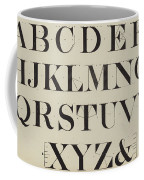 Times New Roman Coffee Mug