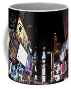 Times Square New York City New Years Eve Coffee Mug