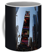 Times Square Coffee Mug