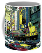 Times Square Visitors Center Coffee Mug