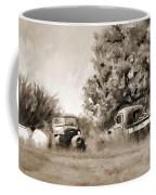 Timeworn Coffee Mug