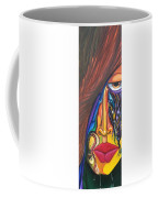 Hidden Scream - Scar Series 4 Coffee Mug