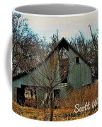 Tin Barn Coffee Mug