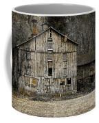 Tin Cup Chalice Rustic Barn Coffee Mug