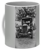 Tin Lizzy - Ford Model T Coffee Mug by Bill Cannon