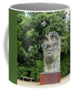 Tindaro Screpolato Sculpture In Boboli Garden 0197 Coffee Mug