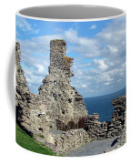 Tintagel Castle 1 Coffee Mug