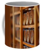 Tiny Barrels Coffee Mug