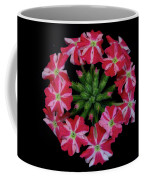 Tiny Bunch Of Red And Pink Flowers Coffee Mug