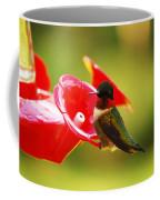 Tiny Feathers Coffee Mug