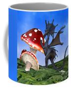 Tiny Fury Dragon Coffee Mug