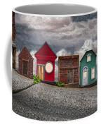 Tiny Houses On Walnut Street Coffee Mug