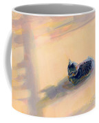 Tiny Kitten Big Dreams Coffee Mug