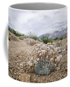 Tiny Mountain Blooms Coffee Mug by Margaret Pitcher